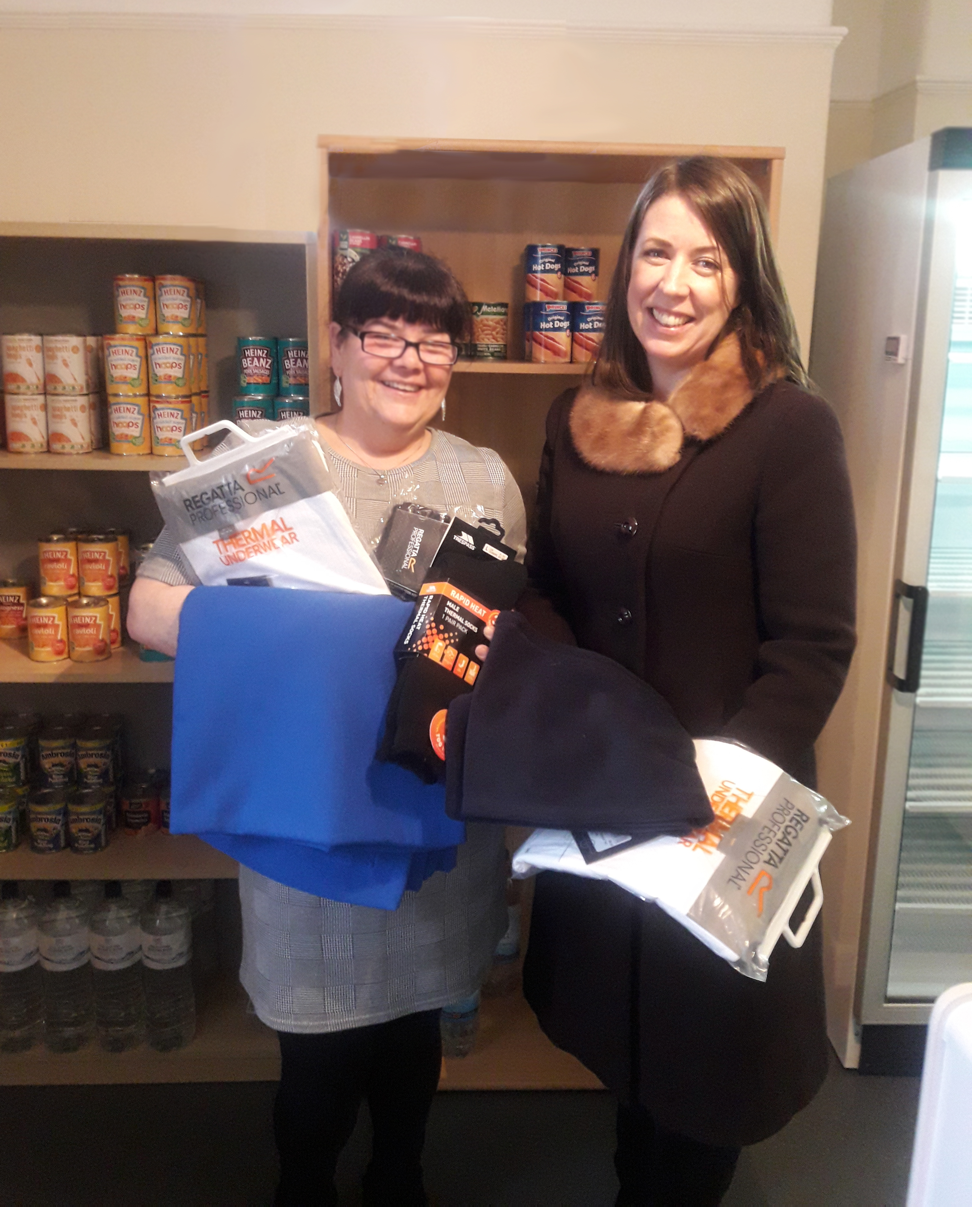 Anson Community Grocer Receiving Packs